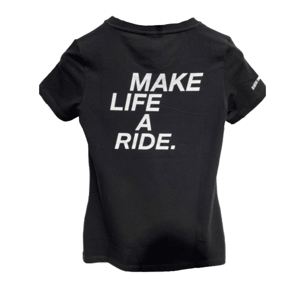 BMW Camiseta Make Life a Ride señora